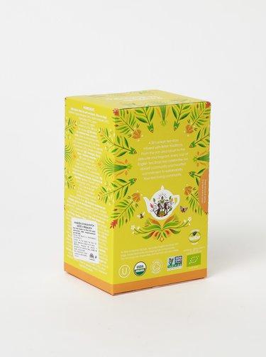 Čaj z citrónové trávy, pomerančové kůry a zázvoru English Tea Shop