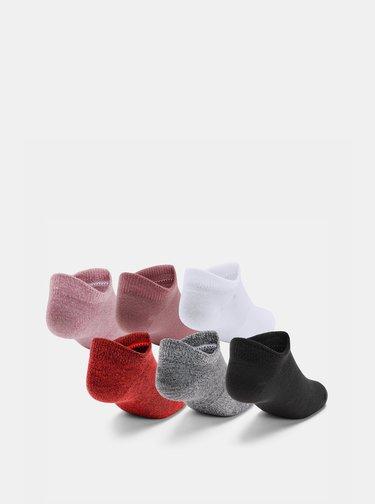 Červené dámské ponožky Essential Under Armour