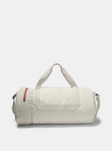 Bílá sportovní taška Duffel 40 l Under Armour