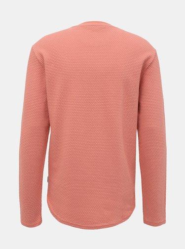 Ružový sveter ONLY & SONS Leech