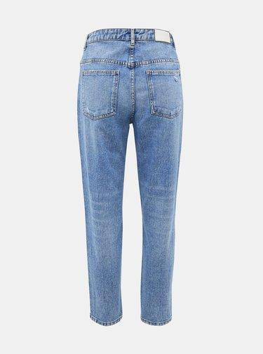Modré mom fit džíny ONLY Tobi