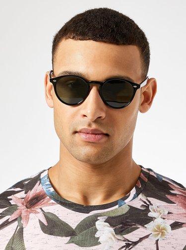 Černé sluneční brýle Burton Menswear London