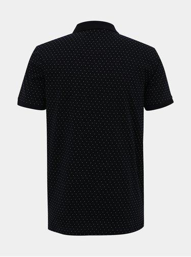 Čierna vzorovaná polokošeľa ONLY & SONS Keen