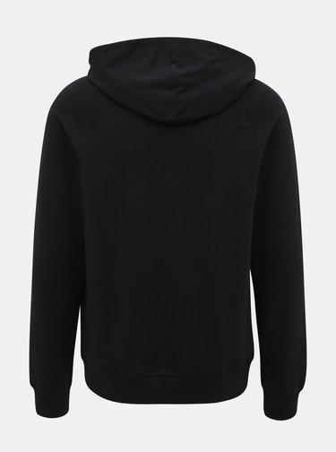 Čierna pánska mikina s potlačou Calvin Klein Underwear