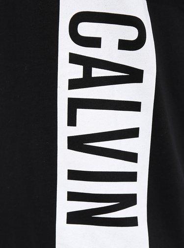 Černé pánské tílko s potiskem Calvin Klein Underwear