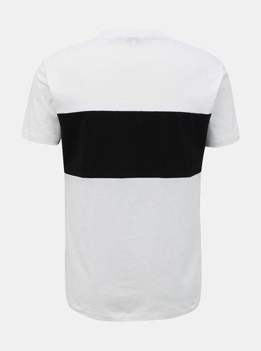 Bílé pánské tričko s potiskem Calvin Klein Underwear