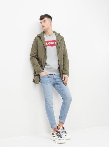 Světle modré skinny fit džíny ONLY & SONS Warp