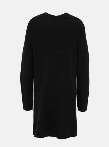 Černý dlouhý kardigan Jacqueline de Yong Mollo