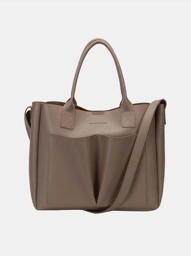 Béžová kabelka s odnímatelným pouzdrem Claudia Canova Megan