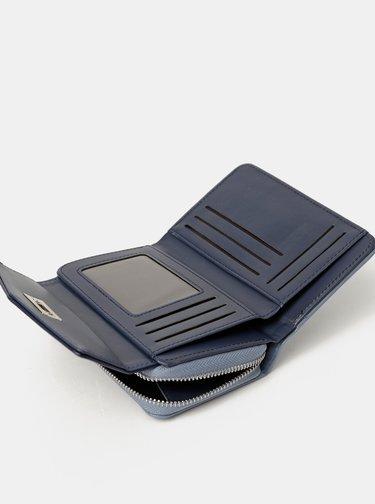 Modrá peňaženka Hampton