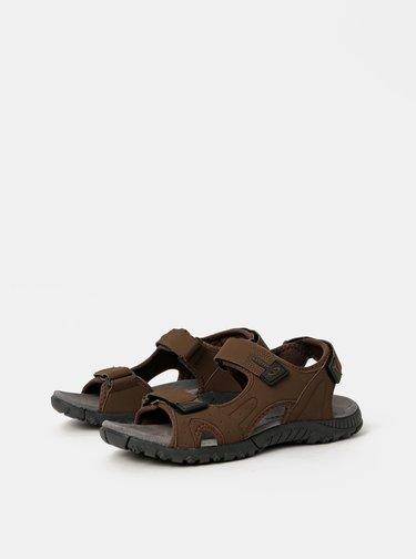 Hnědé pánské sandály LOAP Notes