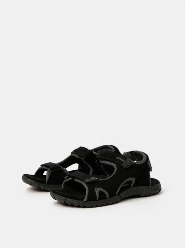 Čierne pánske sandále LOAP Notes
