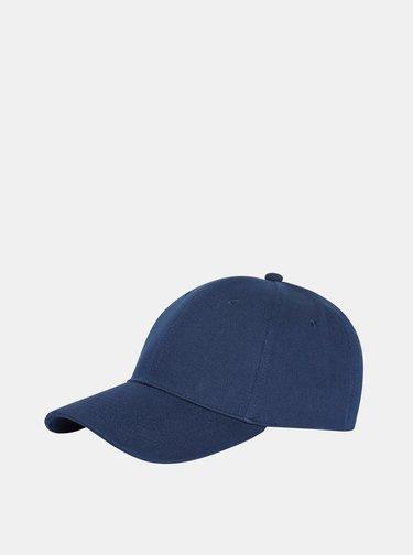 Tmavě modrá kšiltovka Burton Menswear London Baseball