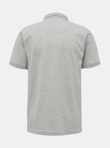 Šedé pánske tričko Raging Bull
