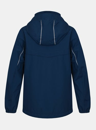 Tmavě modrá klučičí voděodolná bunda Hannah Brons