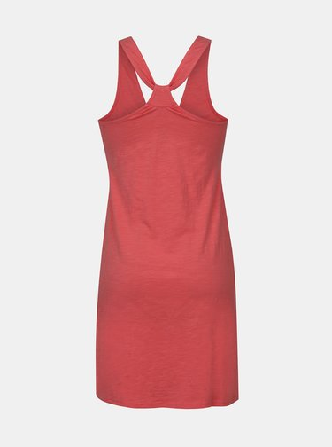 Růžové šaty Hannah Rana