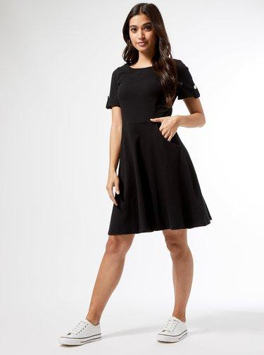 Černé šaty Dorothy Perkins Petite