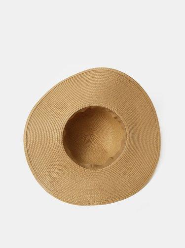 Svetlohnedý klobúk Dorothy Perkins