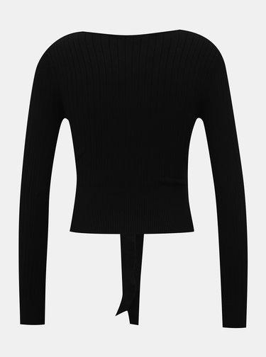 Černý lehký svetr TALLY WEiJL
