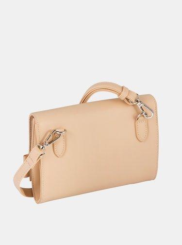 Krémová listová kabelka Tom Tailor Denim Almeria