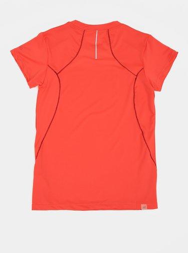 Červené dětské funkční tričko Hannah Cornet