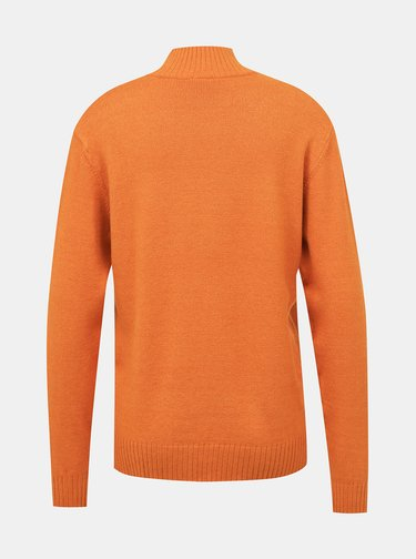 Oranžový svetr VILA