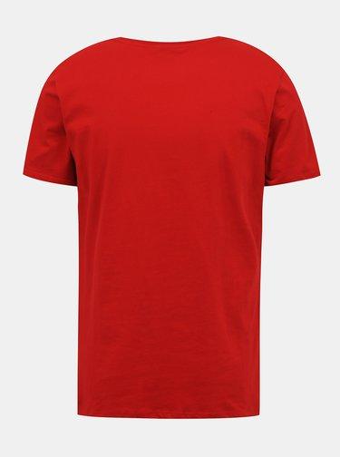 Červené pánské tričko ZOOT Brody
