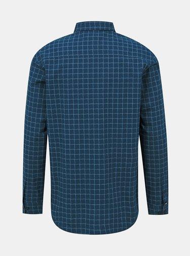 Modrá pánská kostkovaná košile ZOOT Richard