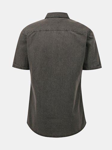 Šedá džínová košile ONLY & SONS