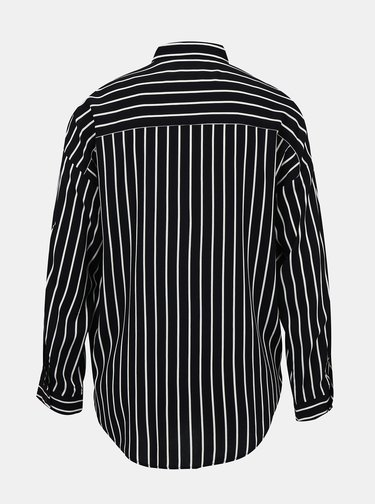 Tmavomodrá pruhovaná košeľa ZOOT Bryony
