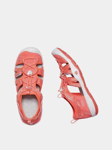 Korálové holčičí sandály Keen Moxie  C