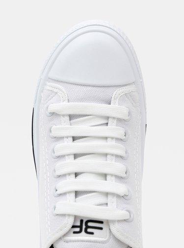 Biele dámske tenisky 3F