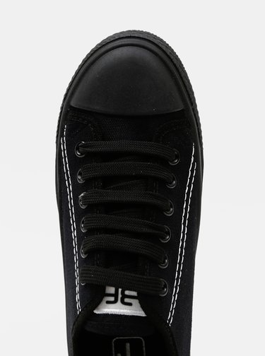 Čierne dámske tenisky 3F