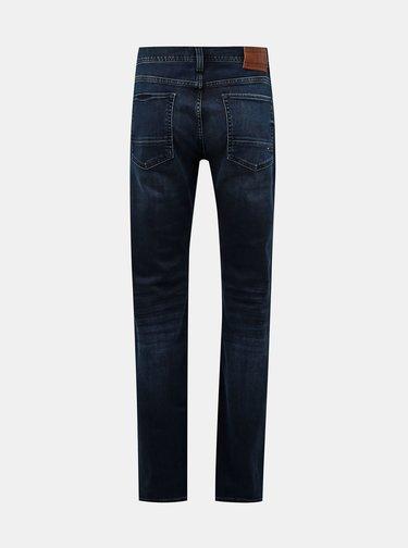 Straight fit pentru barbati Tommy Hilfiger - albastru inchis
