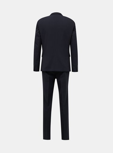 Tmavě modrý oblek Lindbergh