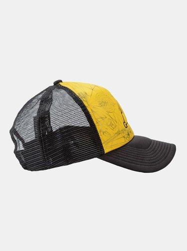 Žlutá pánská kšiltovka NUGGET Shell