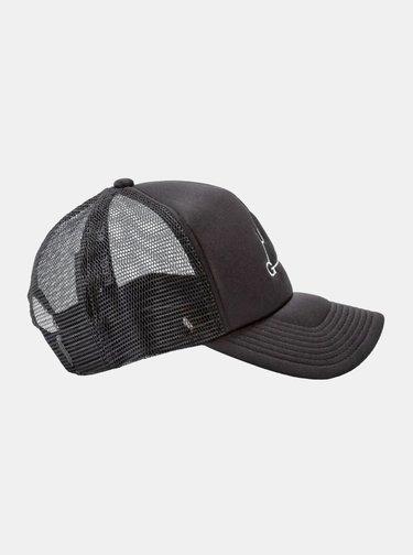 Černá pánská kšiltovka NUGGET Shell