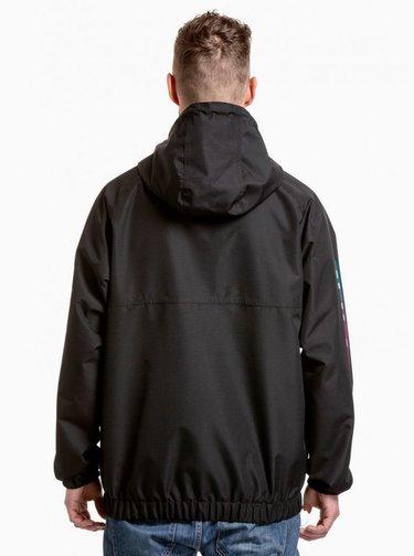 Černá pánská voděodolná bunda NUGGET Scope
