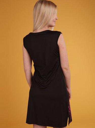 Černé šaty LOAP Minon
