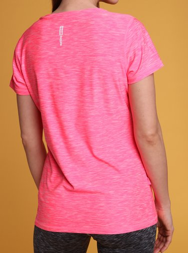 Ružové dámske tričko LOAP Madam