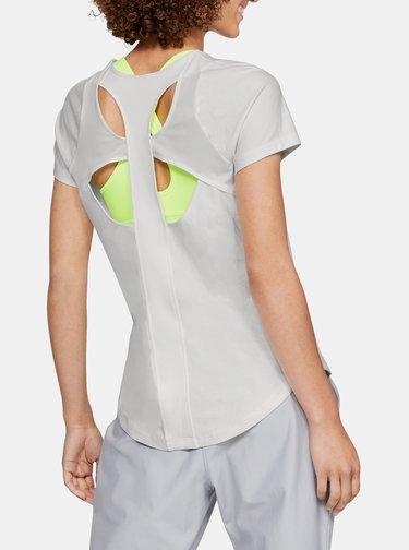 Bílé dámské tričko Vanish Under Armour