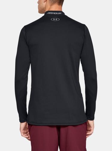 Černé pánské tričko ColdGear Under Armour