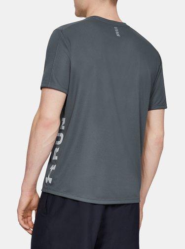 Šedé pánské tričko Speed Stride Under Armour