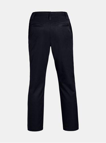 Černé klučičí kalhoty Match Under Armour