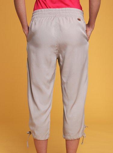 Béžové dámské 3/4 kalhoty LOAP Nalis