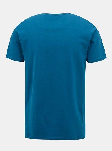 Modré pánske tričko LOAP Antti