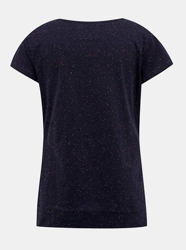 Tmavomodré dámske tričko LOAP Buja