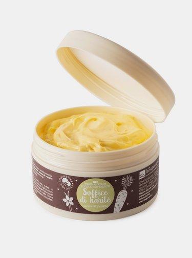 Výživný tělový krém s mrkví a vanilkou BIO 180 ml laSaponaria