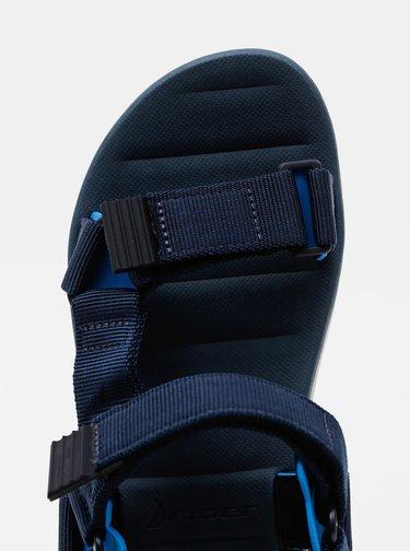 Tmavomodré pánske sandále Rider