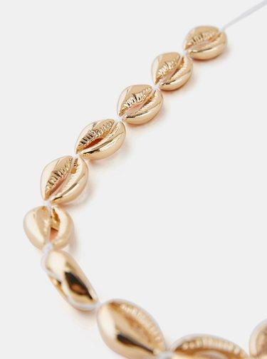 Náhrdelník ve zlaté barvě Pieces Nella